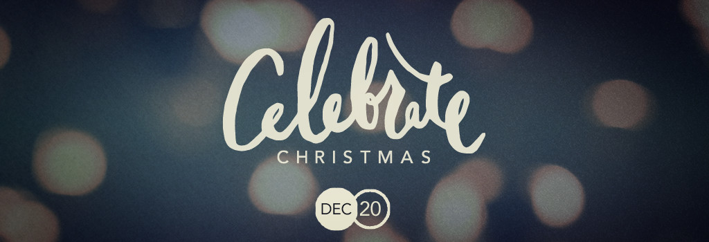 Celebrate Christmas 2015 Web Banner Large